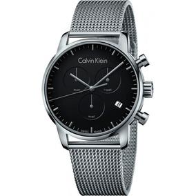 8ae1263238d Relogio Calvin Klein Prata - Joias e Relógios no Mercado Livre Brasil