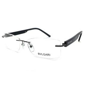 Armação Óculos De Grau De Titanium Preta Multi Bifocal A509 - Óculos ... e8ee6c05f6