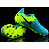Zapatos Fútbol Nike Jr Tiempo Legend Vi Fg Nuevo Y Original 4477fdc74327c