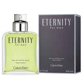 Eternity Hombre Calvin Klein 6.7oz (200.ml) Sellada Original