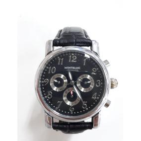 Relógio Suíço Montblanc Meisterstuck Automatic