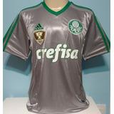 Camisa Palmeiras Savóia Dudu Campeão Copa Do Brasil 2015