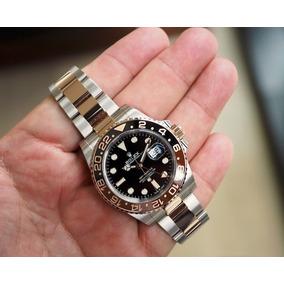 Relógio Rolex Gmt Master 2 Everose