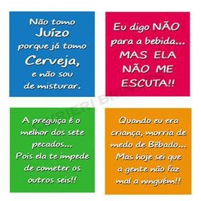 Copos De Acrilico Frases De Musica Cozinha No Mercado Livre Brasil