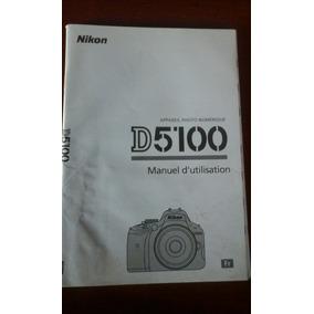 Manual Câmera Nikon D5100