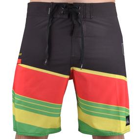 Bermuda Quiksilver New Wave - Calçados, Roupas e Bolsas no Mercado ... 269fd3e83c