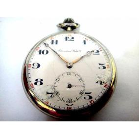 4b6b0d099d7 Relogio Bolso Iwc - Relógios De Bolso no Mercado Livre Brasil