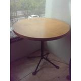 Mesa Redonda Oficina Ikea - Muebles, Usado de Oficina en Mercado ...