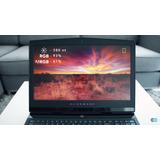Laptop I7 Dell Alienware 17 R4 Gamer Gtx1080 1.3tb 32gb Gami