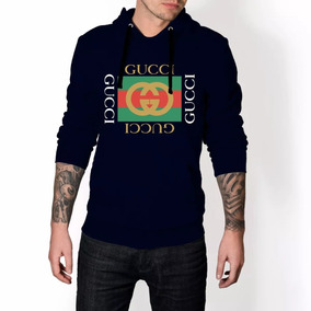 Blusa De Frio Gucci - Camisetas e Blusas no Mercado Livre Brasil f94f109536bc9