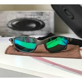 48917685b9ab1 Óculos Redondo Arco Iris De Sol Oakley Juliet - Óculos no Mercado ...