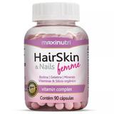 Hair Skin & Nails Femme (cápsula Da Beleza) 90 Cápsulas