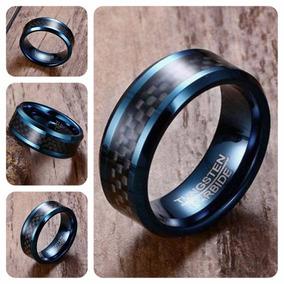 459806e7a Aliança Tungstenio Azul - Alianças de Casamento no Mercado Livre Brasil