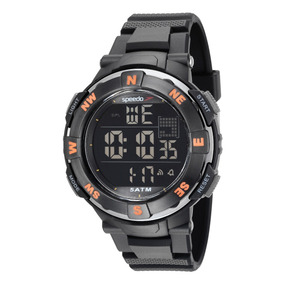 Relógio Speedo Digital Masculino Esportivo 81165g0evnp1