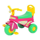 Triciclo Nena A Pedal Lady 1422 Biemme