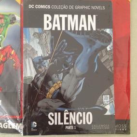 Batman Dc Comics Graphic Novels Capa Dura Eaglemoss Vol. 1