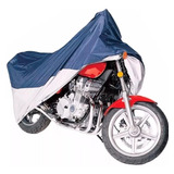 96cb2f5cad3 Carpa Funda Lona Cubre Moto Resistente Al Agua / Teknotienda