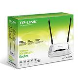 Router Tp-link Wr841n Wireless 2.4ghz N300 2 Antenas 5dbi