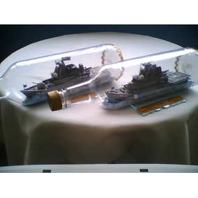 Barcos En Botella