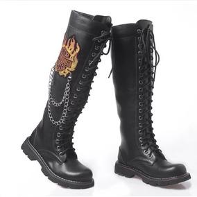 Botas Punk Hombre - Zapatos en Mercado Libre México cccdfca7c9c
