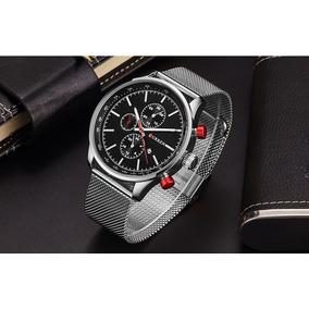 36a038b6b43 Relogio Masculino Prata - Relógio Curren Masculino no Mercado Livre ...