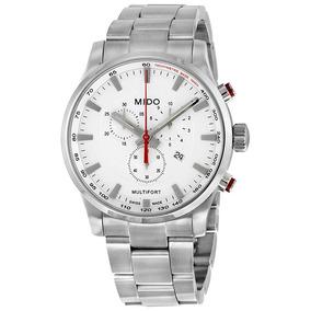 Relógio Mido Multifort Vidro Safira M0054171103100 Original
