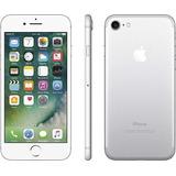 iPhone 7 32gb Silver Ios Wi-fi + 4g