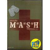 Coleção Mash As 3 Temporadas Completas Com Brinde Lacrado