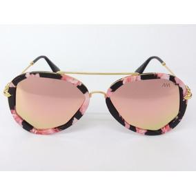 Oculos Aviador Espelhado Rosa De Sol - Óculos no Mercado Livre Brasil 116b2fa16a
