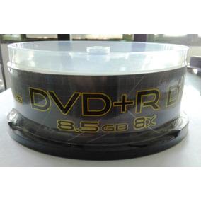 Dvd Virgen Printeable 8.5 Gb