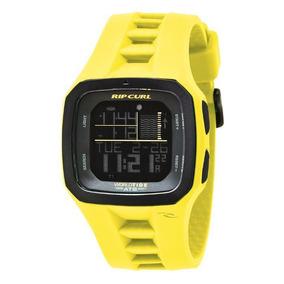 65fe0596a2f Relogio Rip Curl Fundo Amarelo - Relógios no Mercado Livre Brasil