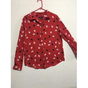 b065eef00 Vendo Camisas Baratas - Ropa y Accesorios de Mujer Rojo en Bs.As ...