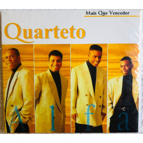 cd quarteto flg - mais que vencedor
