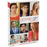 Box Dvd Gossip Girl A Garota Do Blog 5 Temporada