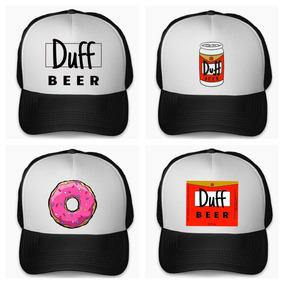 Gorra Duff Beer - Ropa y Accesorios en Mercado Libre Argentina 796f4050930