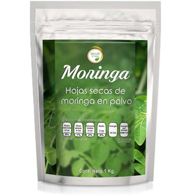 Moringa Oleifera En Polvo 1 Kg. De La India