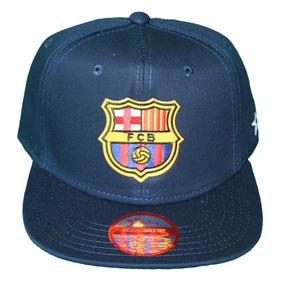 Gorra Get Lucky Original 100% Barcelona Fc Snapback Algodon 1edc7d3197a