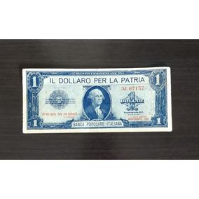 Cédula 1ª Grande Guerra Rara Il Dollaro Per La Patria Dolar