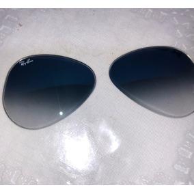 Par Lentes Ray Ban Originais Azul - Óculos no Mercado Livre Brasil 2d21efc5bd