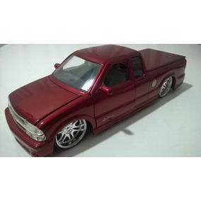 Miniatura Jada 1/24 Raridade Pickup Chevrolet S10 Xtreme2003