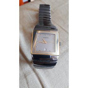 855eea0231f Relógio Rado Cerâmica Unissex - Relógios De Pulso no Mercado Livre ...