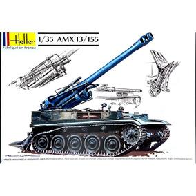 Heller 81151 Amx 13/155 1/35 Maqueta Tanque Militaria Armar