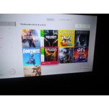Cuenta De Xbox One Con Juegos