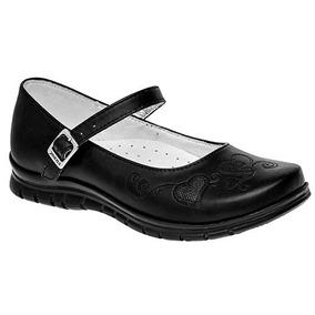 Zapato Escolar Jeans Shoes 77191 Ng Talla 15 Al 21