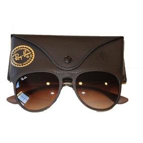 Oculos Rayban Feminino Erika Marrom - Óculos De Sol no Mercado Livre ... 958d3d5355