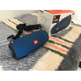 Jbl Xtreme Azul Original Completa Com Caixa