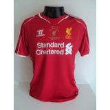 Camisa Liverpool Gerrard Despedida - Camisas de Futebol no Mercado ... 33cbabaff0a6d