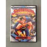 Dvd Superman - Um Pedacinho De Casa (original)