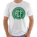 Camiseta Camisa Unissex Chapecoense Brasão Time-714
