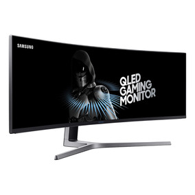 Monitor Curvo 49 Super Ultra-wide Metal Quantum Dot Samsung